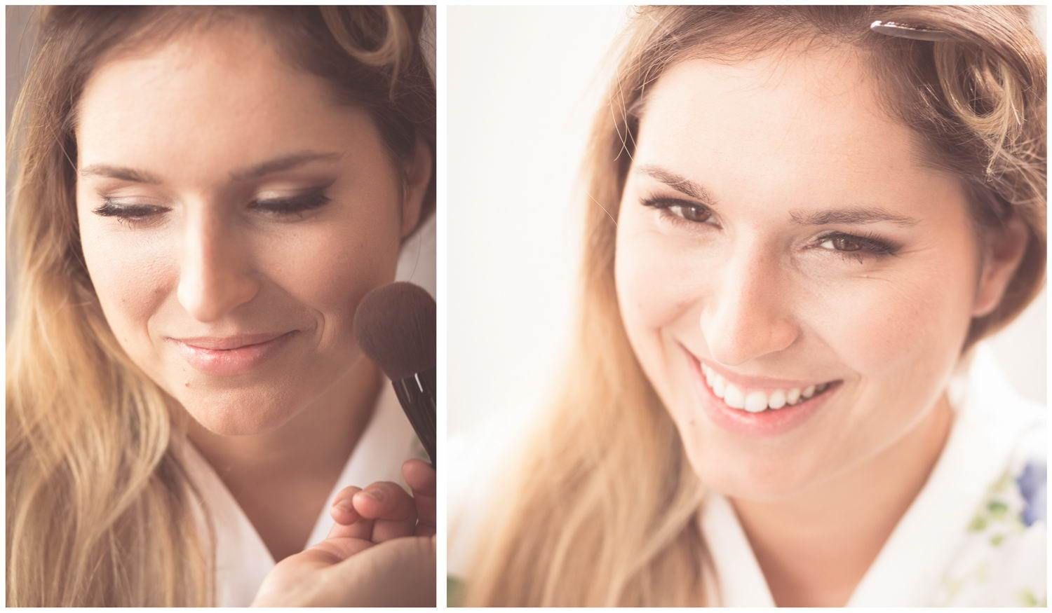 photo maquillage naturel mariage