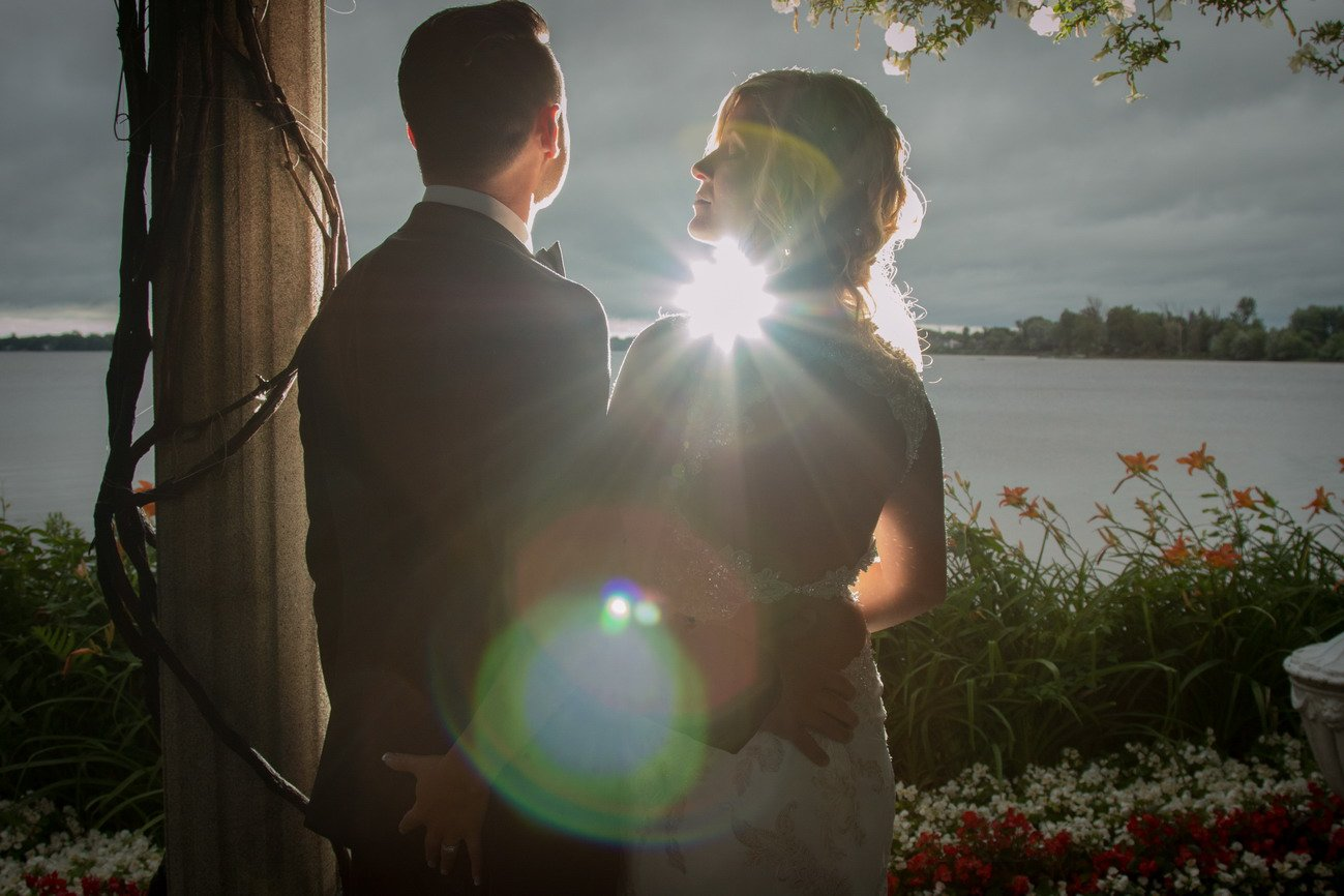 chateau vaudreuil wedding