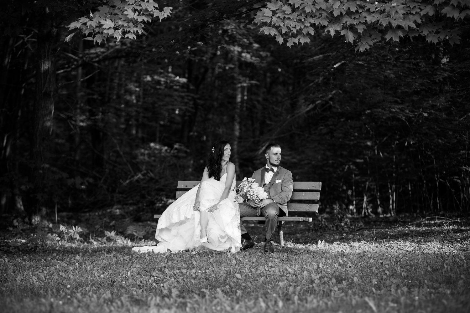 Photo de mariage Joliette Quebec photographe