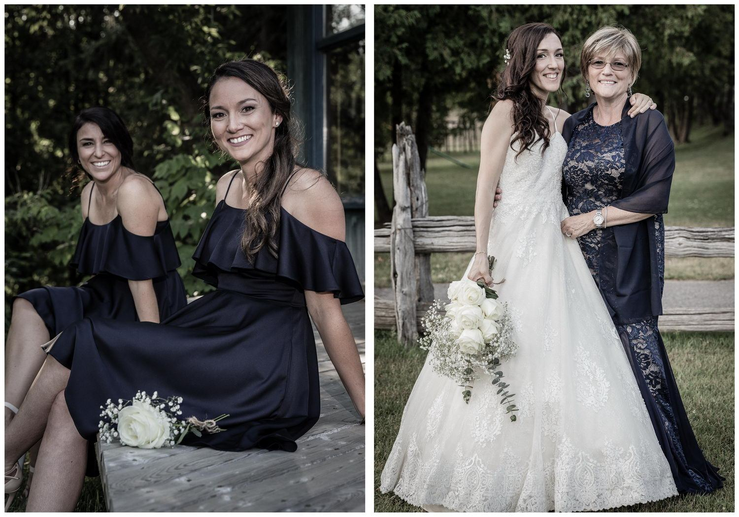 Photo La Distinction mariage Quebec photographe