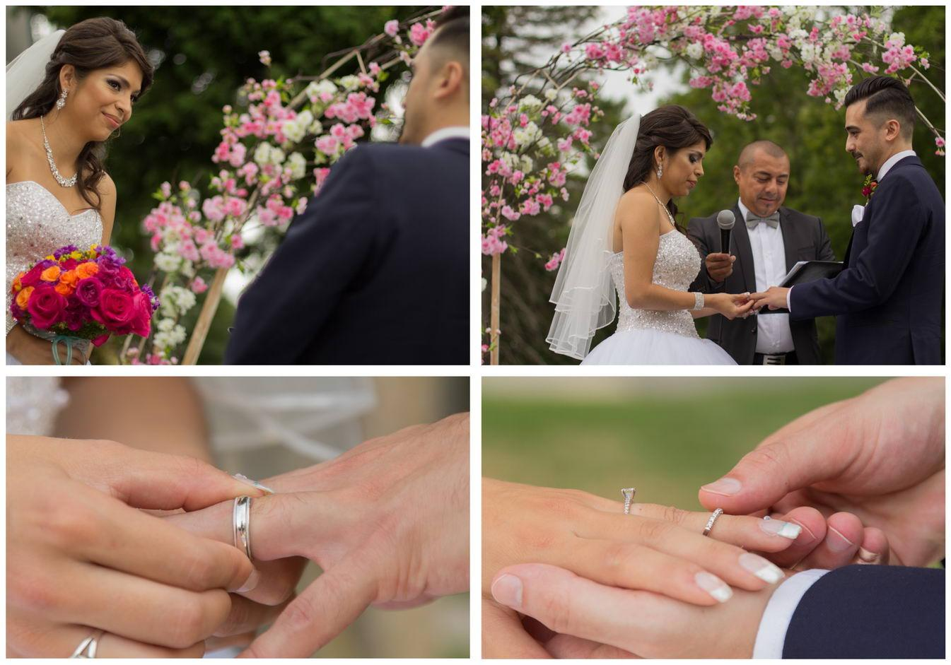golf le diamant photos mariages