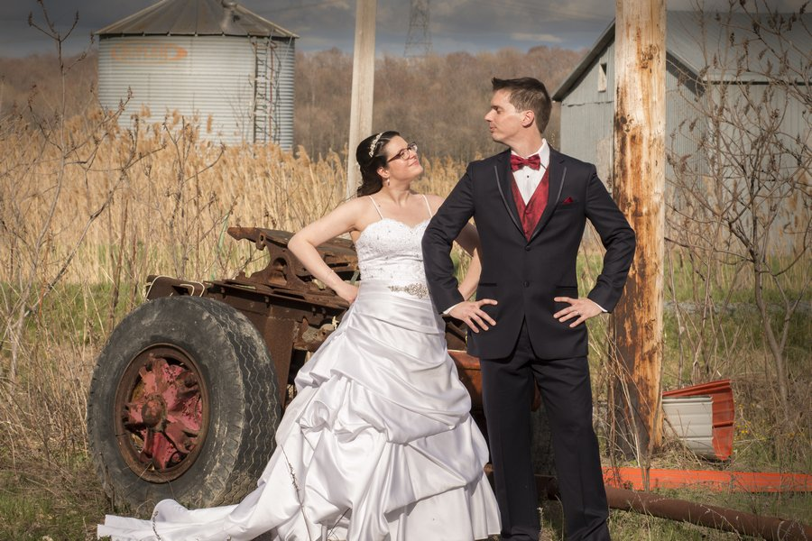mariage quebec photo