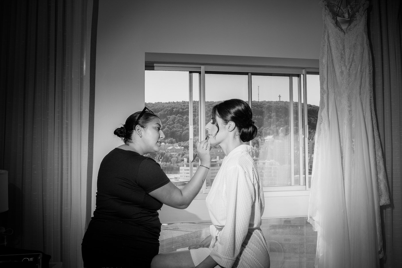 maquillage mariage montreal