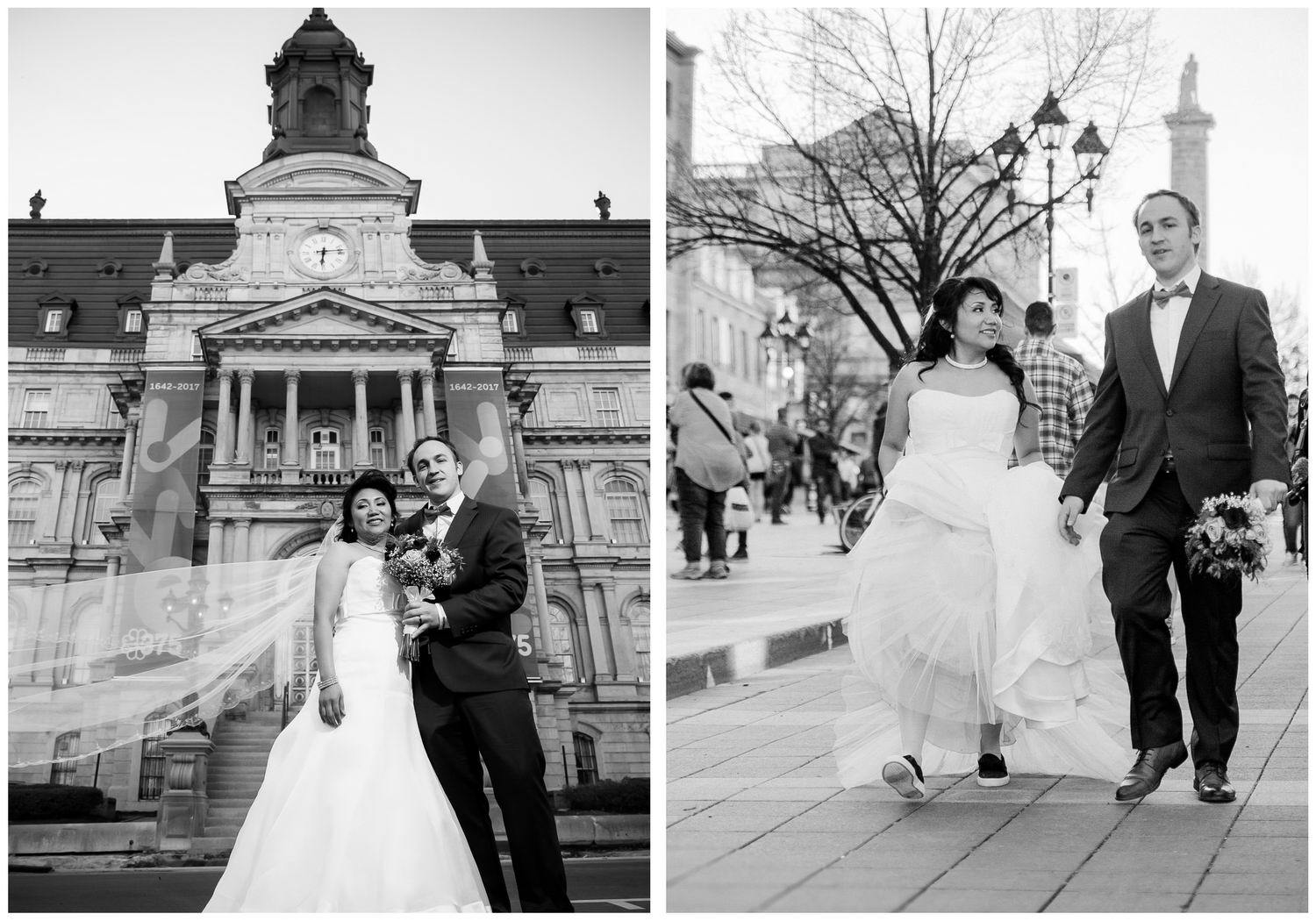 mariage photo vieux-montreal